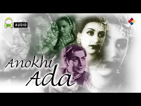 Aaj Kahan Ja Ke ...Anokhi Ada...1948...Singer..ad Begum.