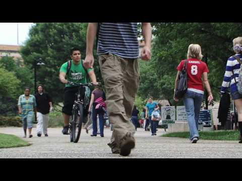 University of North Texas International Student Video (5 min)