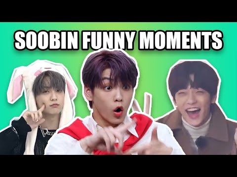 Soobin the most relatable funny leader