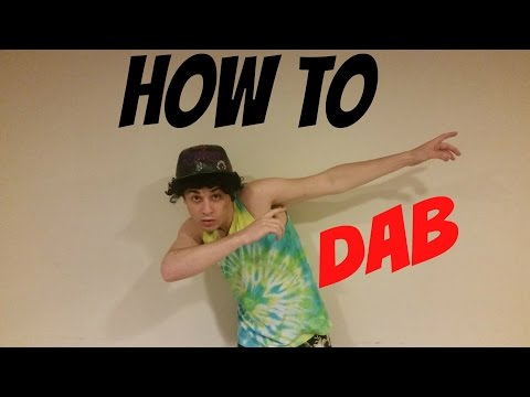 HOW TO DAB *Dabbin Dance* (INSTRUCTIONAL VIDEO)