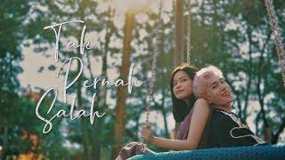 Gambar cover Tak Pernah Salah - Hanggini feat. Julian Jacob (Cover) | LalaHuta