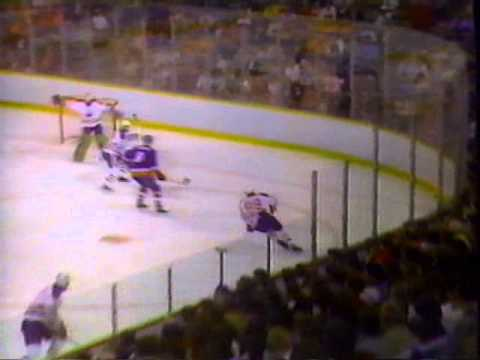 Stanley Cup 1984 Highlights