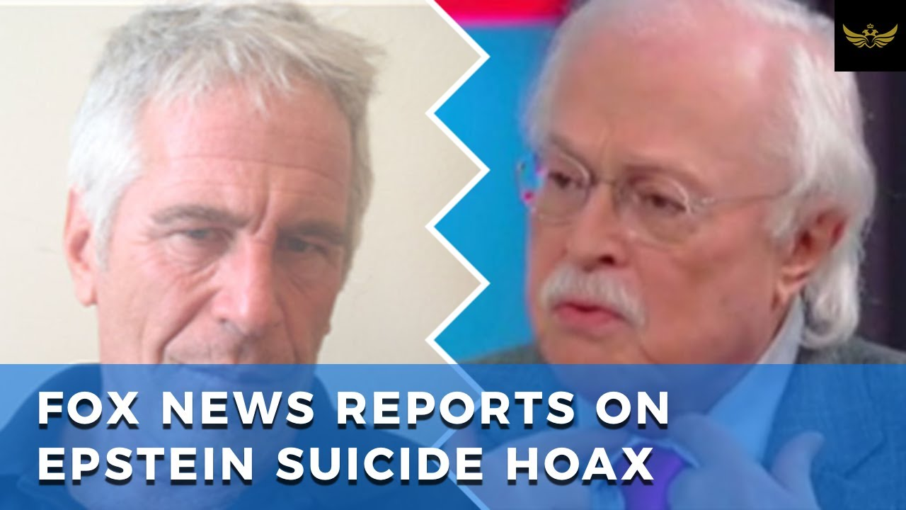 Fox News brings Epstein suicide hoax back into the spotlight