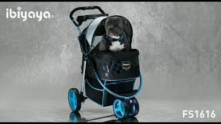 Прогулочная коляска для животных FS1616