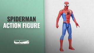 Top 10 Spiderman Action Figure 2018: Spider-Man Titan Hero Series Action Figure