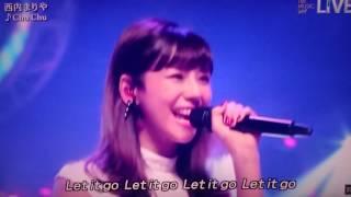 西内まりやさんが歌うnewアルバム 「chuchu」声の綺麗さやキスの振り付...