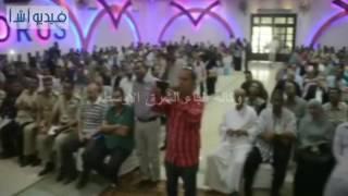 بالفيديو : خلال جولة ميدانية محافظ المنيا يشرف على الإزالة الفورية لأساسات برج سكني مخالف