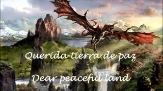 Wings of destiny - Rhapsody (Español - Inglés) HD