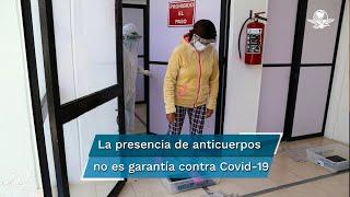 La OMS ha puesto en duda que una persona recuperada de Covid-19 esté protegida frente a futuras infecciones