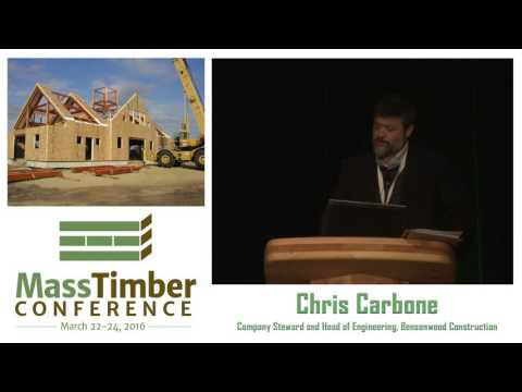 Lessons Learned Installing Mass Timber