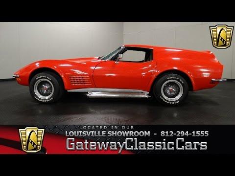 1969 Chevrolet Corvette Wagon - Louisville Showroom - Stock # 1100
