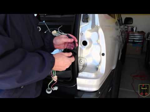 how to change tail light bulb toyota camry 2000