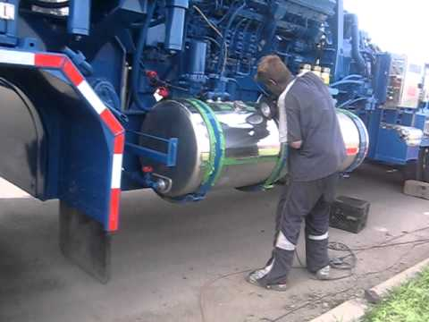 Polishing Frac Pump For Baker Hughes Calgary Youtube