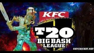 live bbl big bash league ads vs brh match live 2016 2017