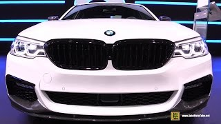 2017 BMW 540i M Performance - Exterior and Interior Walkaround - 2017 New York Auto Show
