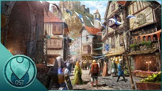 Medieval RPG Town Music Compilation Vol.1 - Best of Game Fantasy Soundtrack OST + Tracklist
