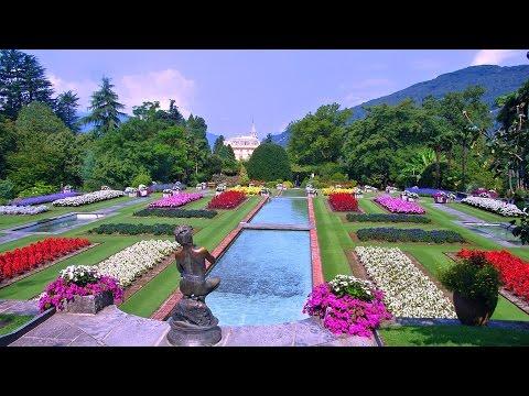 Villa Taranto in Verbania Pallanza am Lago Maggiore - Slideshow