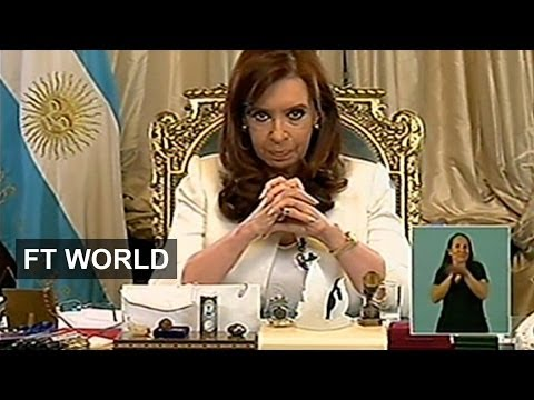 Argentina debt in 60 seconds | FT World