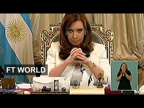 Argentina Debt In 60 Seconds | FT World