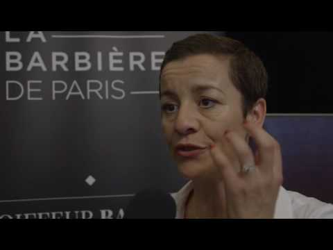 La Barbière de Paris : Sarah Hamizi - MCB by BS 2016