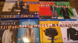 House: The Complete Series DVD/Blu-ray Collection