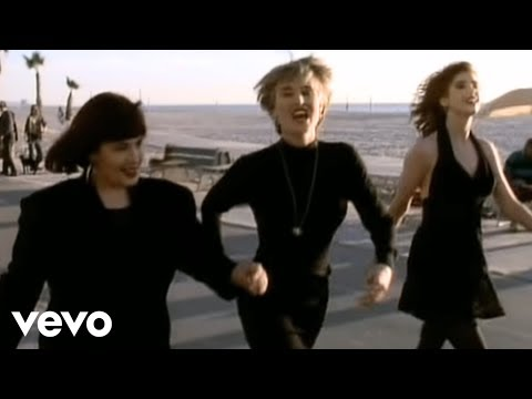 Wilson Phillips - Hold On (Official Video)