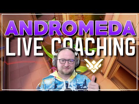 Live Coaching of Team Andromeda (4100 SR)
