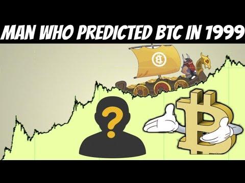 Man Who Predicted Bitcoin 20 years ago (1999)