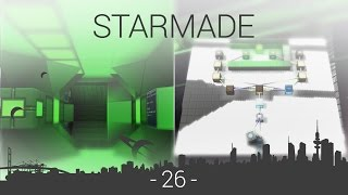 Starmade - EP26 - logic tutorial: airlock control with security features