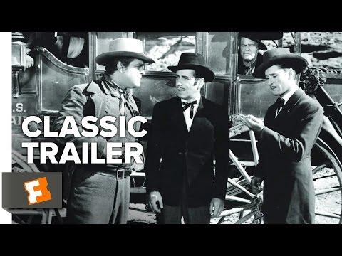 Virginia City (1940) Official Trailer - Errol Flynn, Miriam Hopkins Movie HD