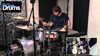 DConte Drums - Adele - Set Fire To The Rain - Drum Cover