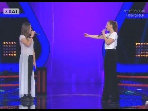 The Voice | Μαίρη Μητρούλια vs Μαίρη Ντρενταφύλοβα | 2o Battle