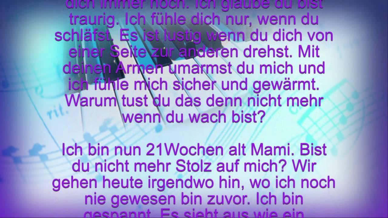 Brief Für Liebe : Ich liebe dich mami youtube