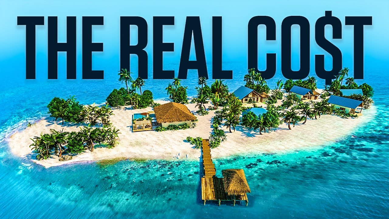 Download The REAL Cost of Owning A Private Island