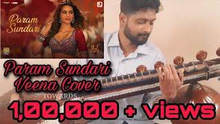Param Sundari | MiMi | A. R. Rahman | Shreya Ghoshal | Veena | Mahesh Prasad