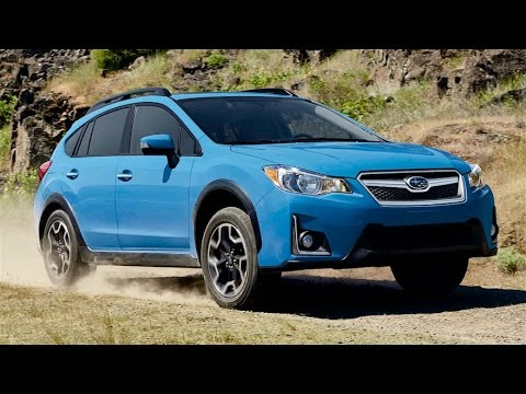 2016 Subaru Crosstrek, electric blue