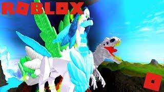 Roblox Prehistoric Earth - ¡Nuevo Dragon DevDino + Actualización de Apatosaurus!