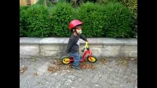 Nathan Haim, 2 years old