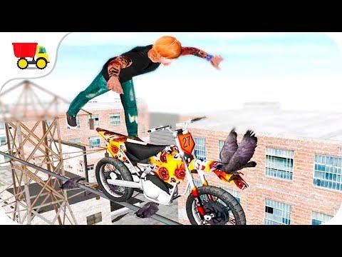 Bike Racing Games - Stunt Bike Game: Pro Rider - Gameplay Android Free Games