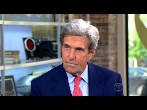 John Kerry calls Trump