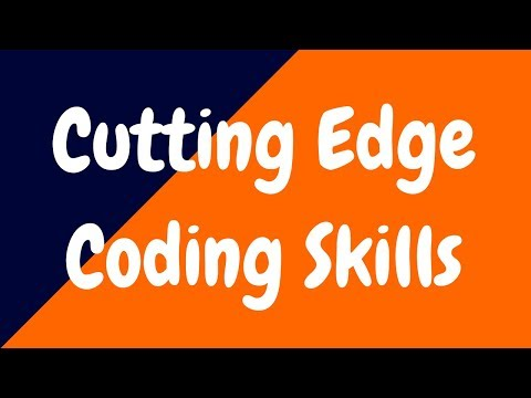 Programming skills every coder NEEDS to have ...