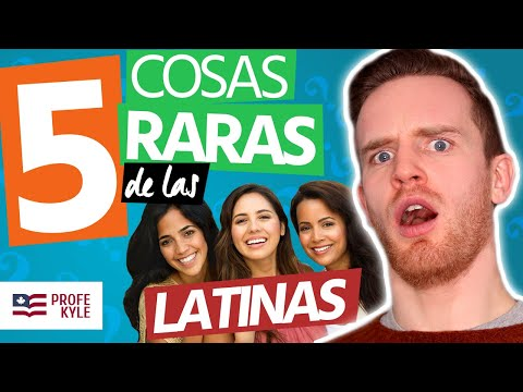 5 Cosas Raras De Chicas Latinas (Para los Gringos) thumbnail