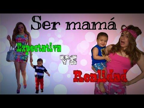 Ser Mamá Primeriza– Expectativa vs Realidad| HealthBeautyStyle Tv