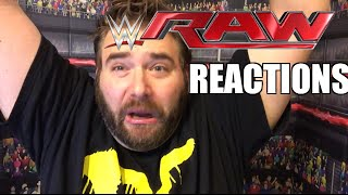 WWE RAW REACTION: Championship Belt Tournament BEGINS! Brothers of Destruction RETURN!