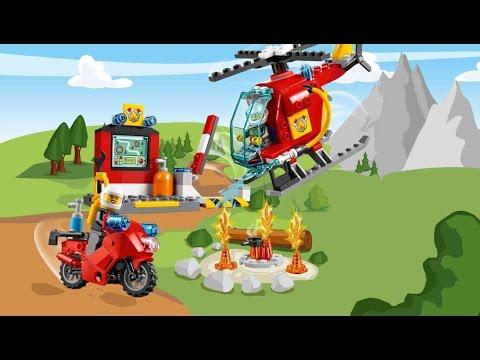 LEGO Juniors Cartoon for Kids - Create & Cruise | Educational Game like Movie
