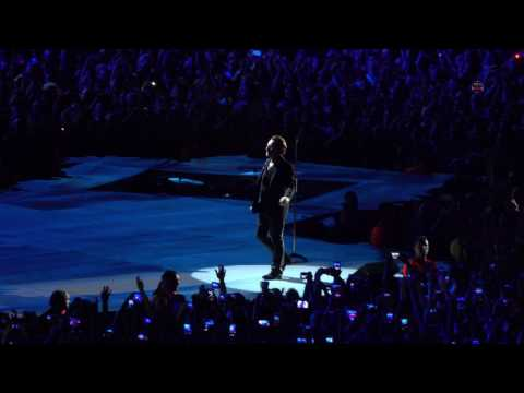 U2 Modern Ages The Joshua Tree Tour Live from Rome (Night 1) 4K (Pt. 3)
