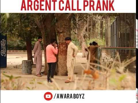 | Urgent Call Prank | By M.Raheem Khan In Awara Boyz 2018