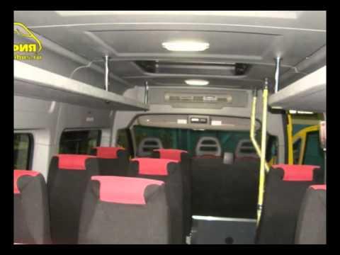 Fiat Ducato Turist 16+1 микроавтобус