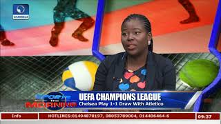 UEFA Champions League Games,Results & Reactions Pt.1 |Sports This Morning|