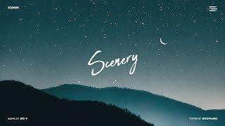 BTS V - 풍경 (Scenery) Piano Cover